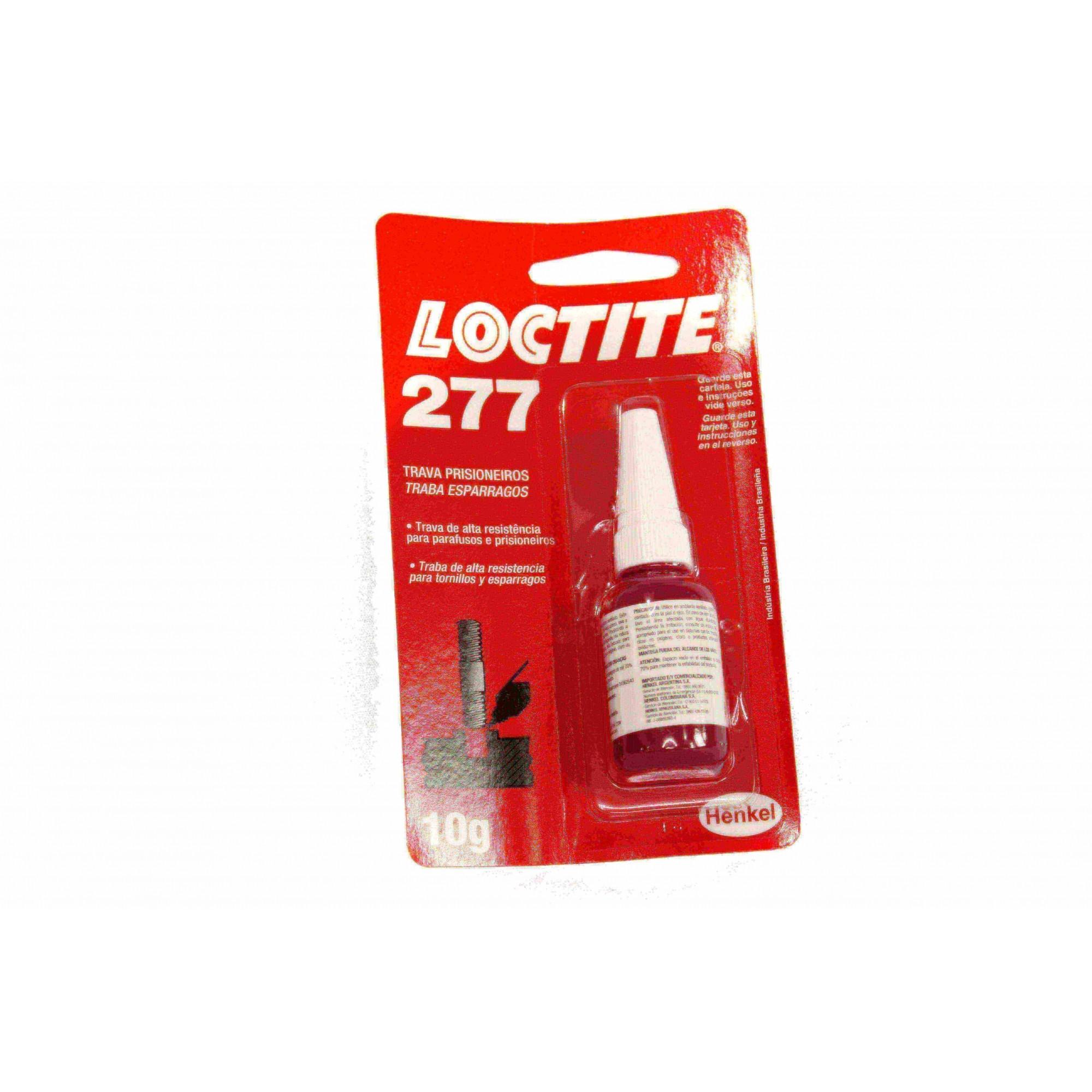 ADESIVO LOCTITE 277 - 10G - Cód. 7082156