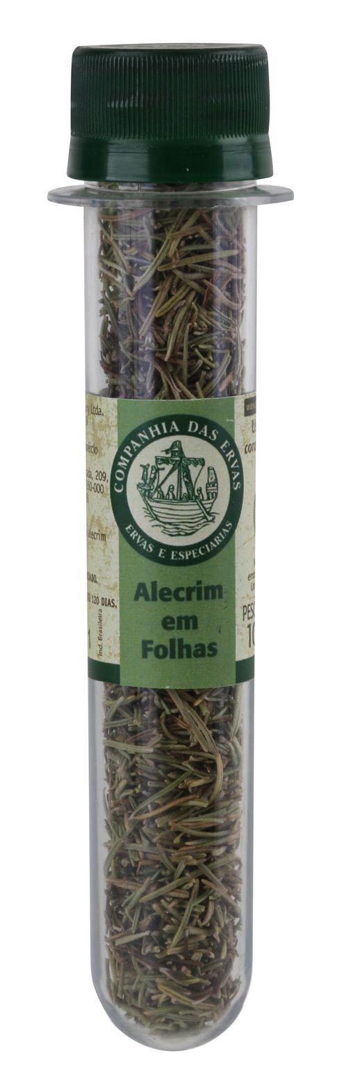 ALECRIM EM FOLHAS 10g