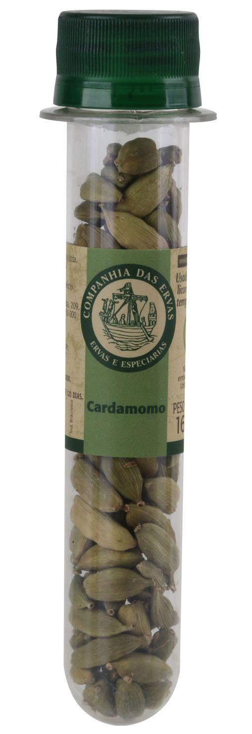 CARDAMOMO SEMENTES 16g