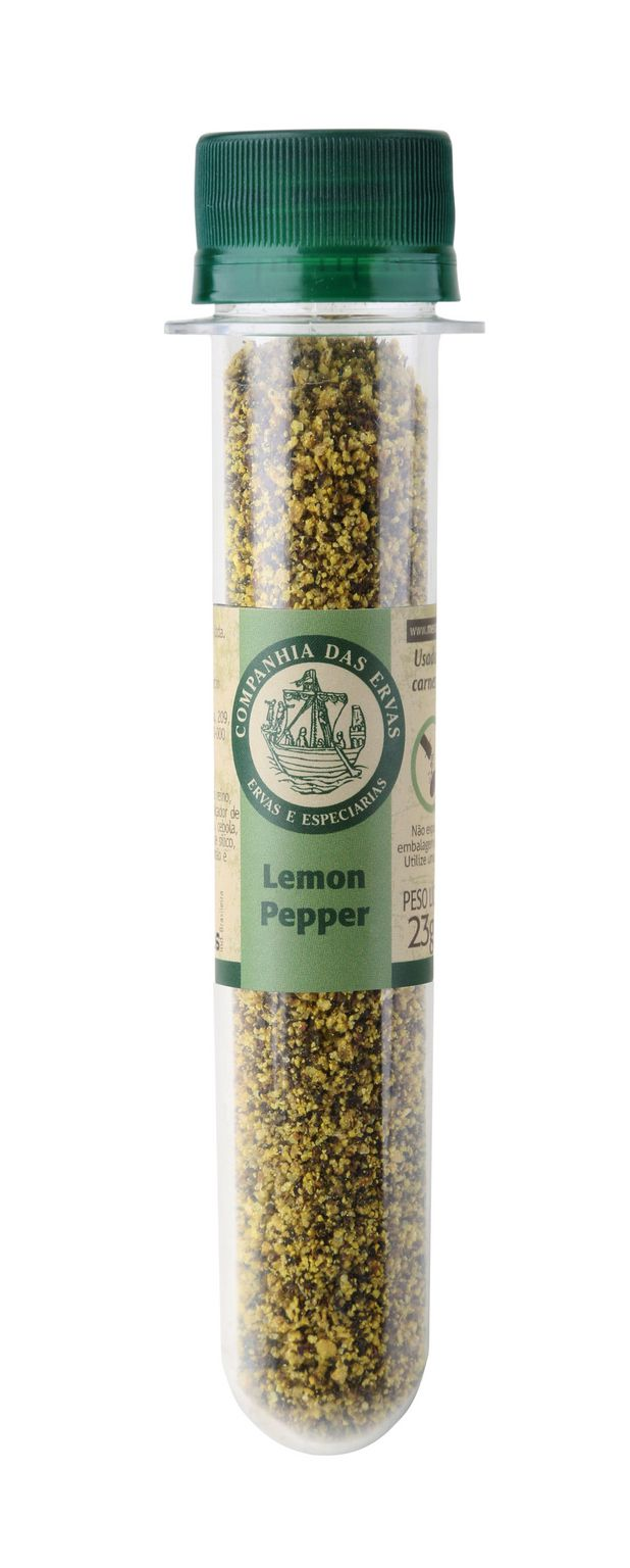 LEMON & PEPPER 30g