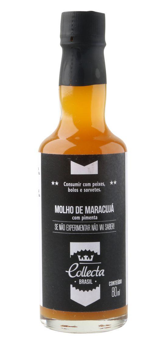 MOLHO DE MARACUJÁ COM PIMENTA 80ml
