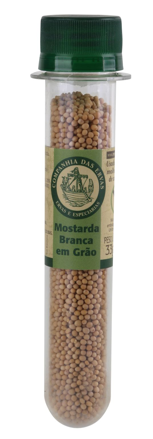MOSTARDA BRANCA 33g