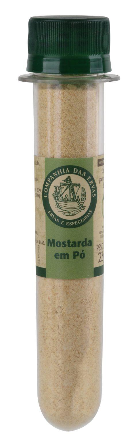 MOSTARDA EM PÓ 23g