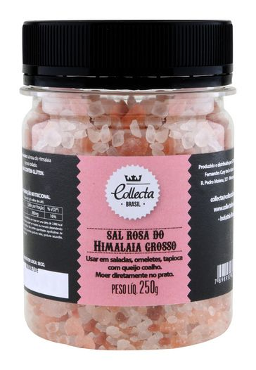 SAL ROSA DO HIMALAIA GROSSO 250g