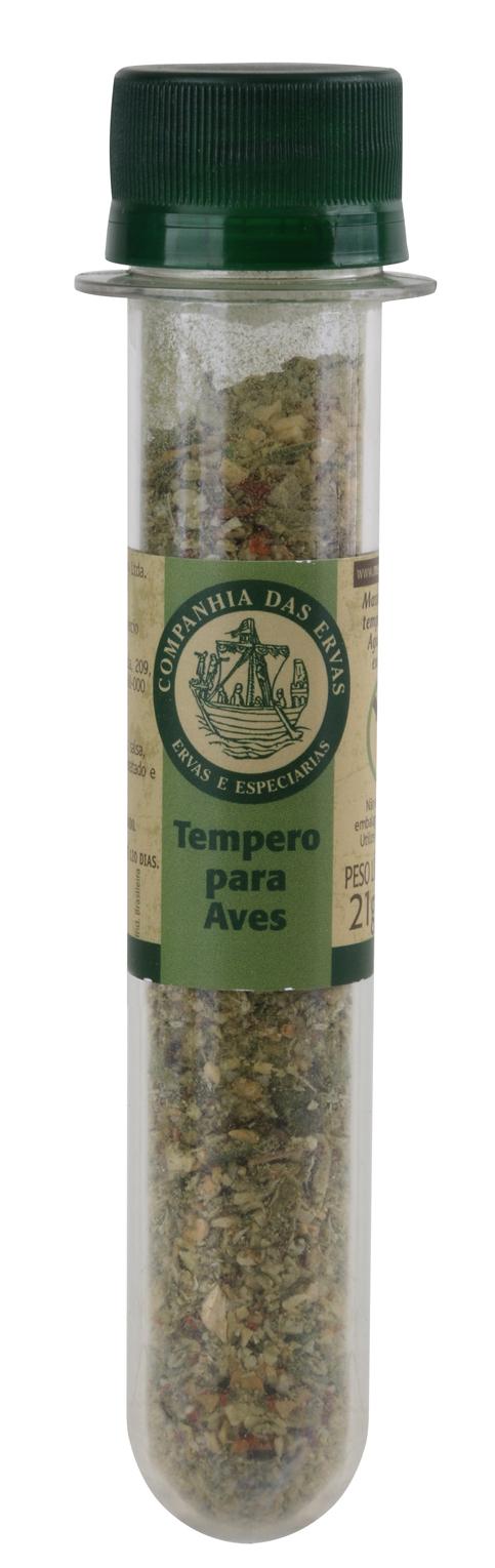 TEMPERO P/ AVES 21g