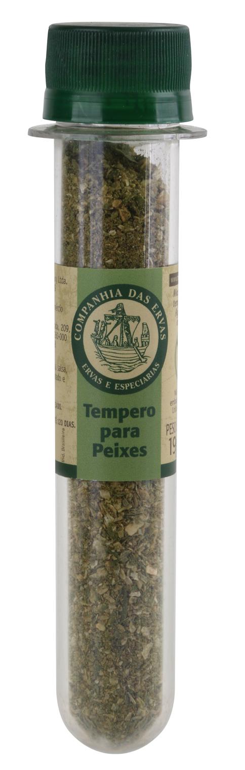 TEMPERO P/ PEIXES 19g DOMESTICA