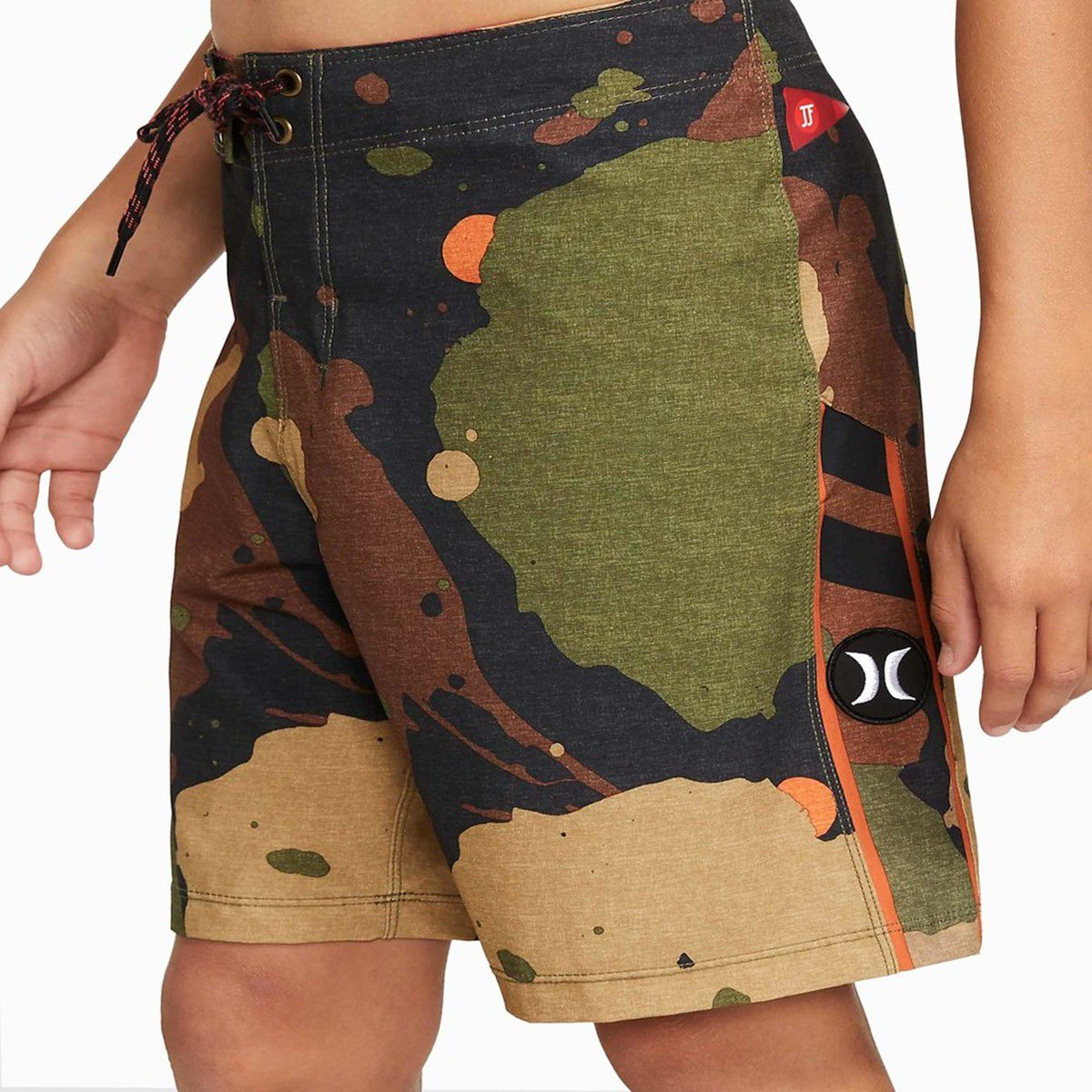 Bermuda Boardshort Hurley Phantom JJF Recruit Camuflado