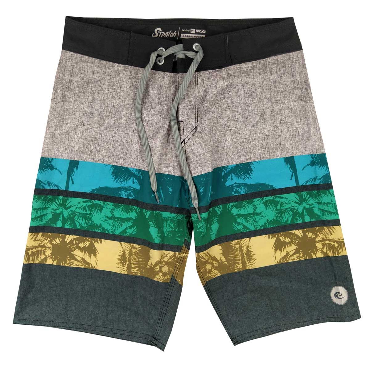 Bermuda Praia WSS Stretch Hawaii Color 20