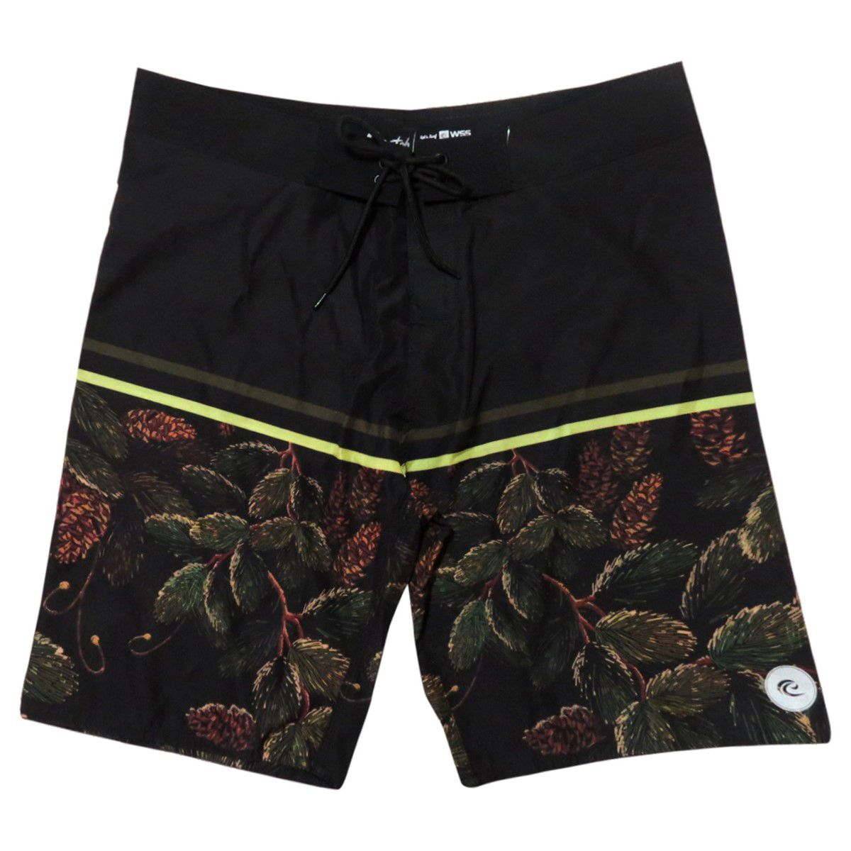 Bermuda Boardshort WSS Waves Autumn Forest 19