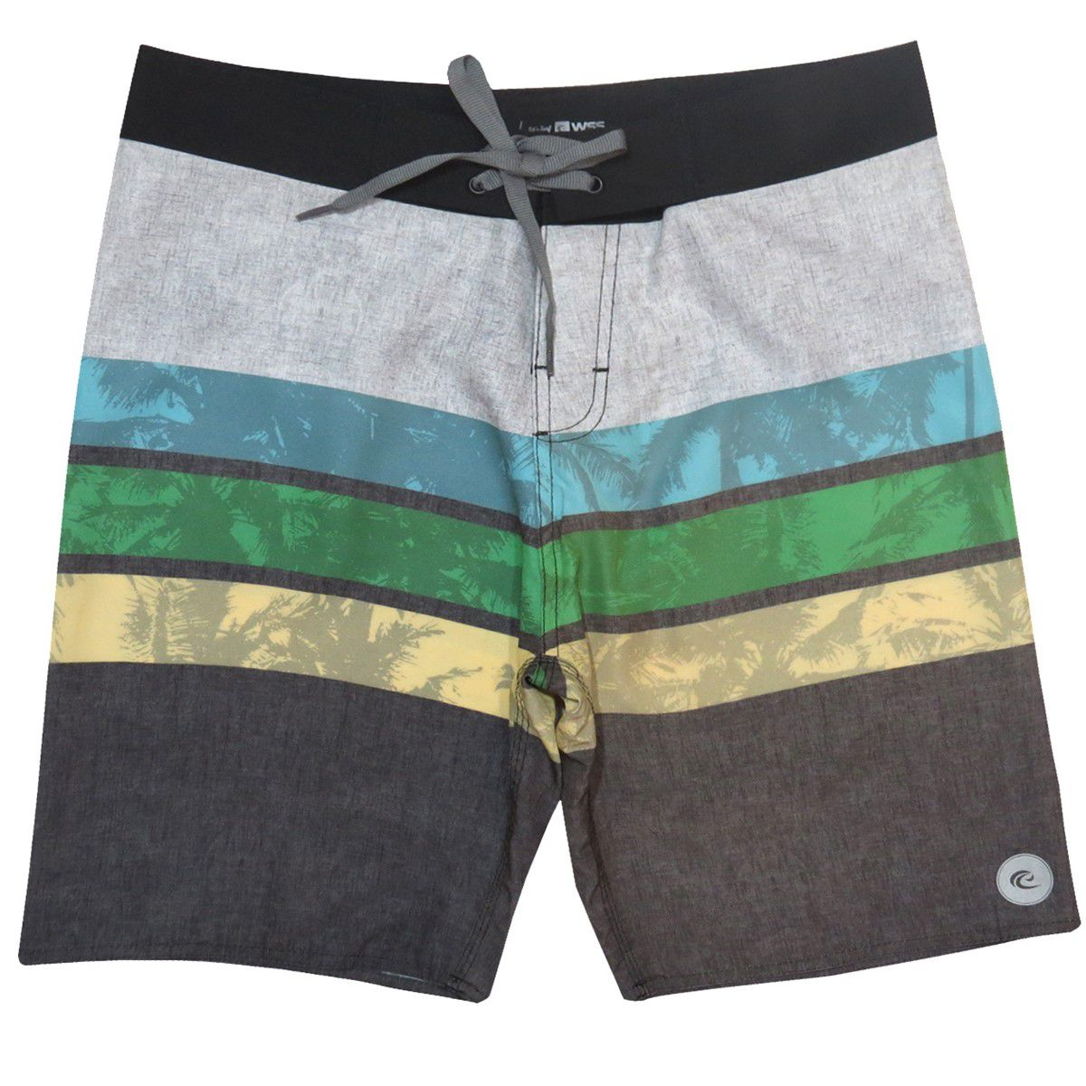 Bermuda Boardshort WSS Waves Hawaii Color 20