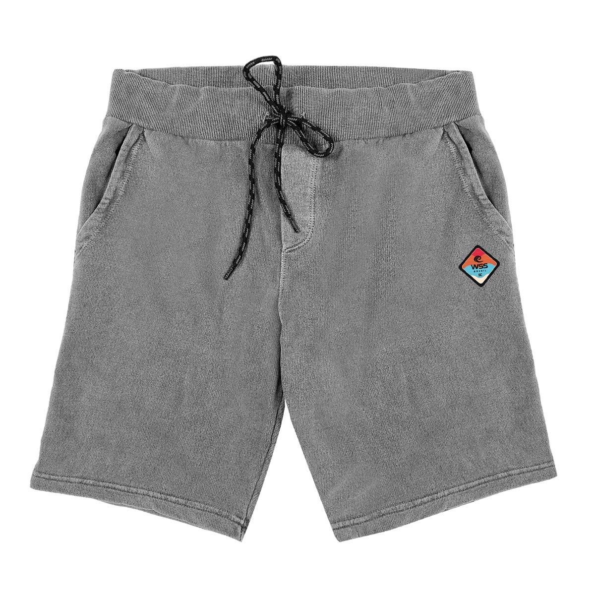 Bermuda Moletom Masculina Estonada Gray Diamond Colors WSS