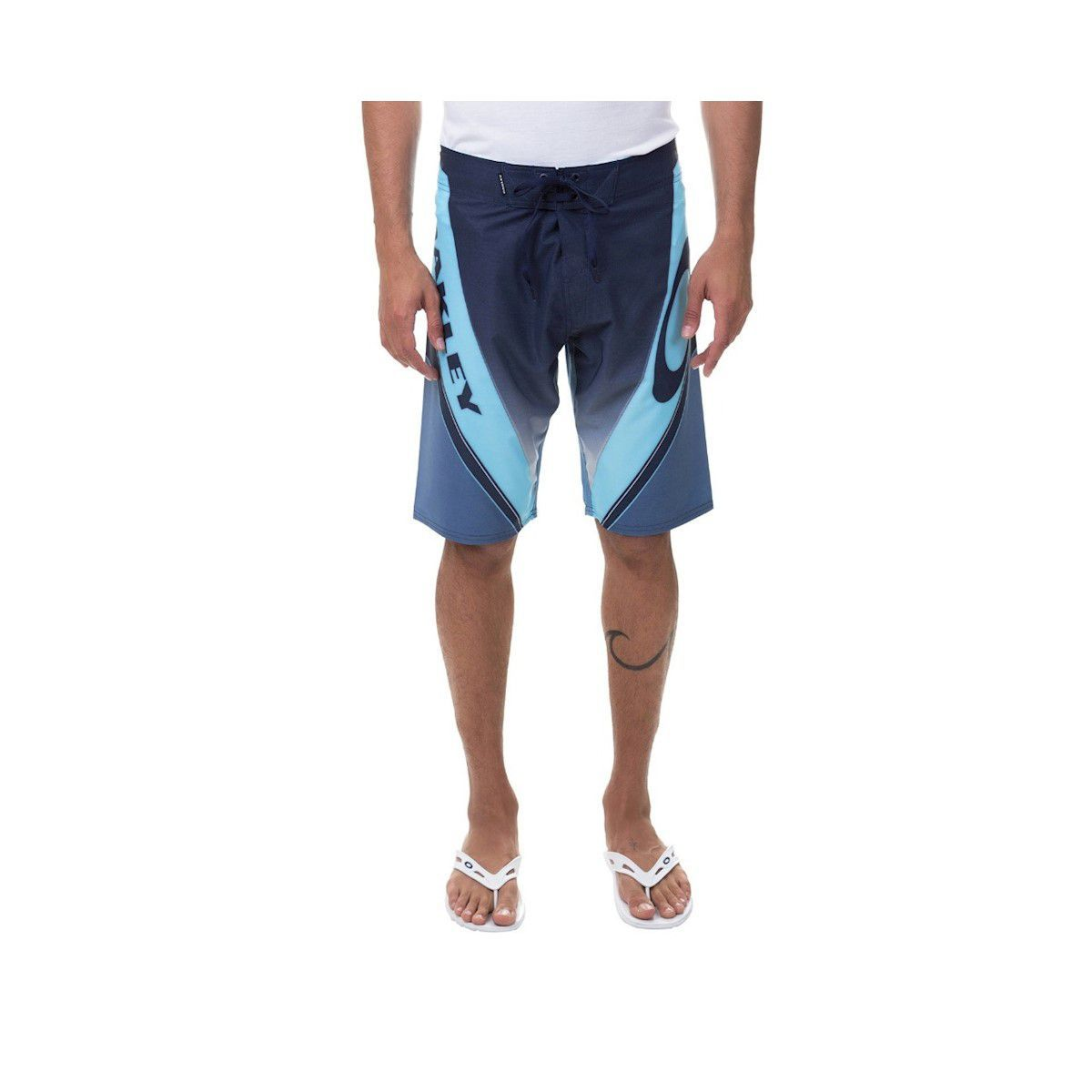 Boardshort Oakley Gnarly Sport Blackout