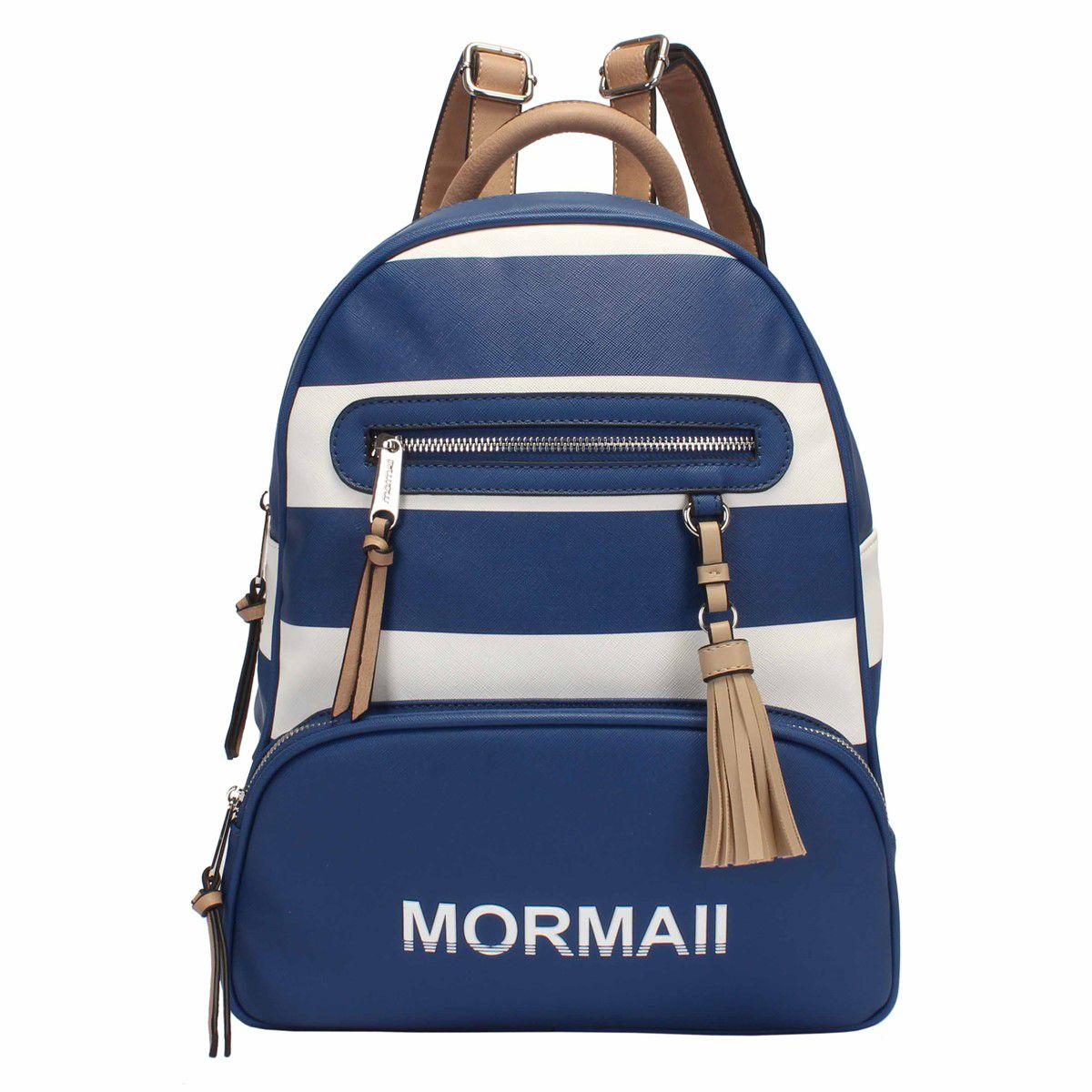 Bolsa Mormaii Mochila Navy Azul