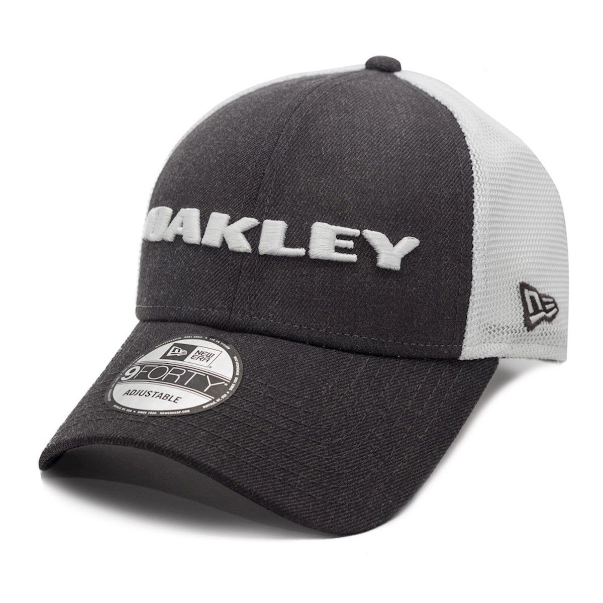 Boné Oakley Heather New Era Hat Graphite