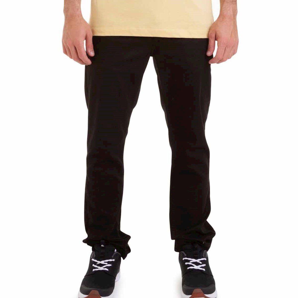 Calça Quiksilver Esp Skate Black