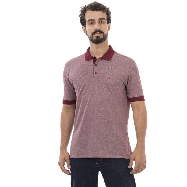 Camisa Polo Poker Stars Kafta + Relógio de Bolso