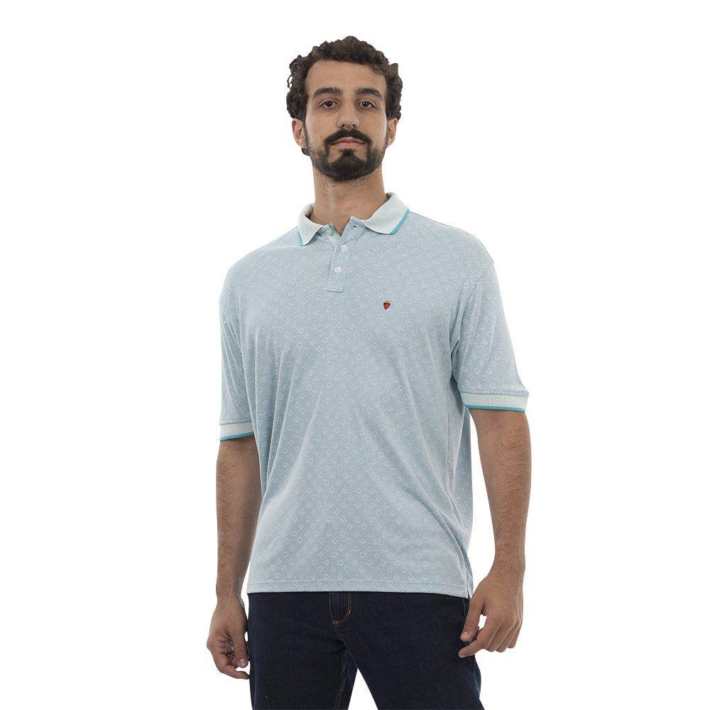 Camisa Polo Poker Stars Premium + Relógio de Bolso
