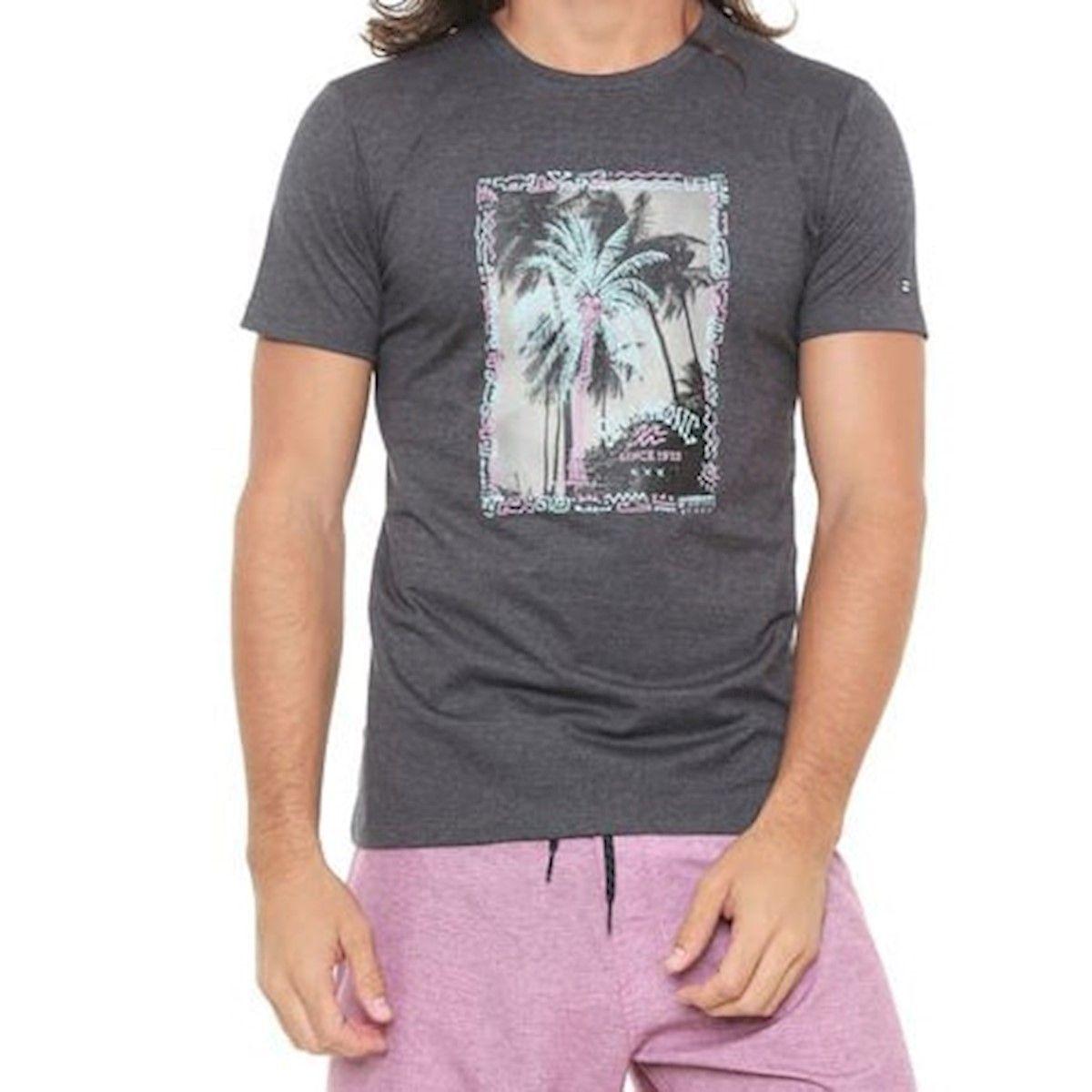 Camiseta Billabong Coconut Tree