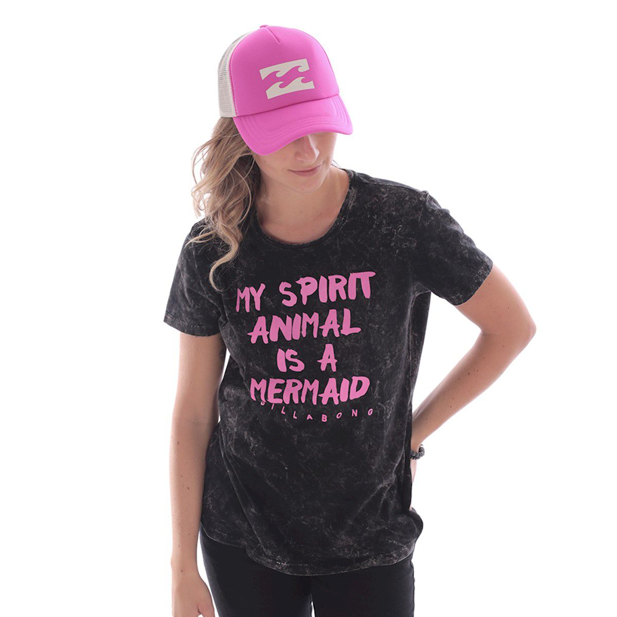 Camiseta Billabong Mermaid Spirit