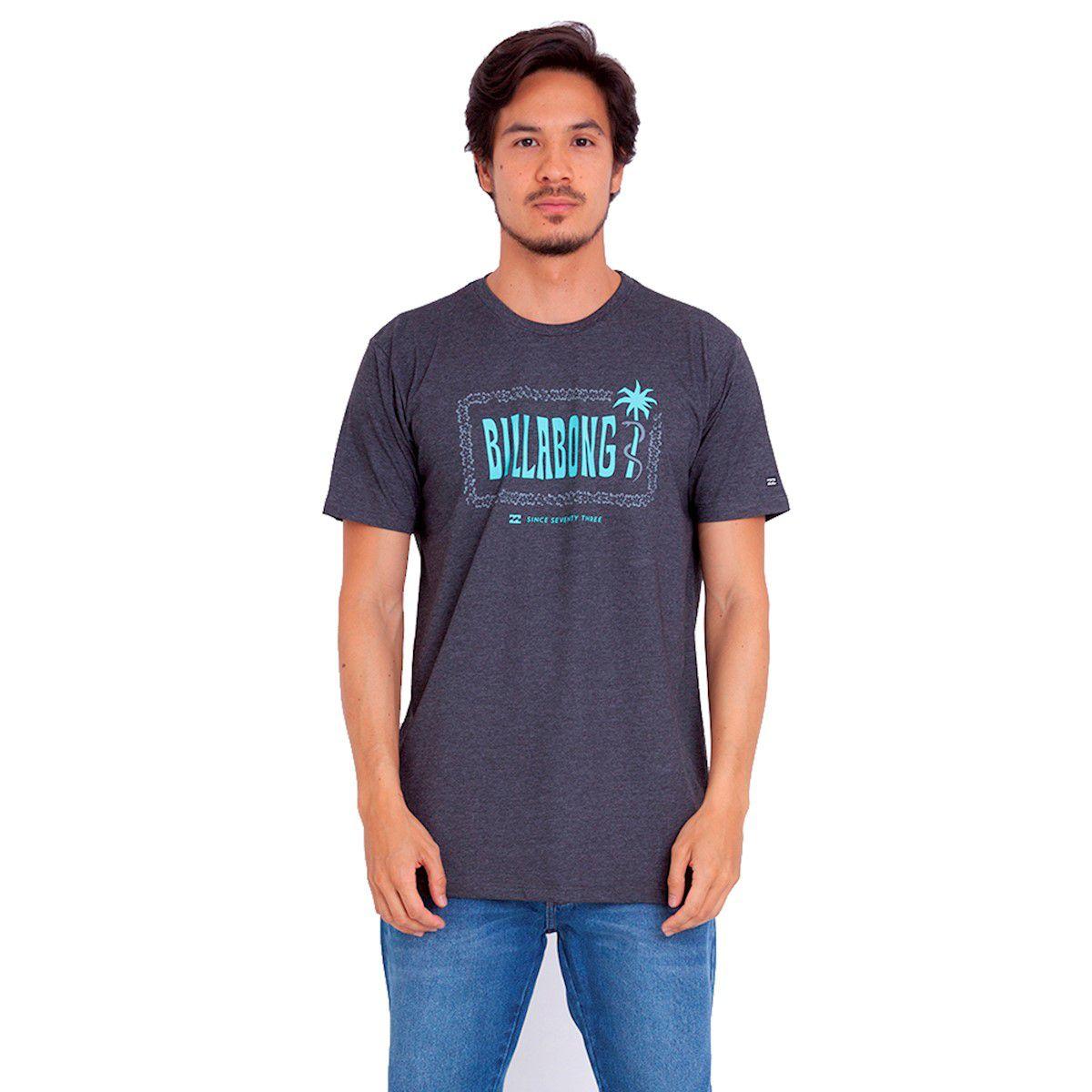 Camiseta Billabong Seven Seas
