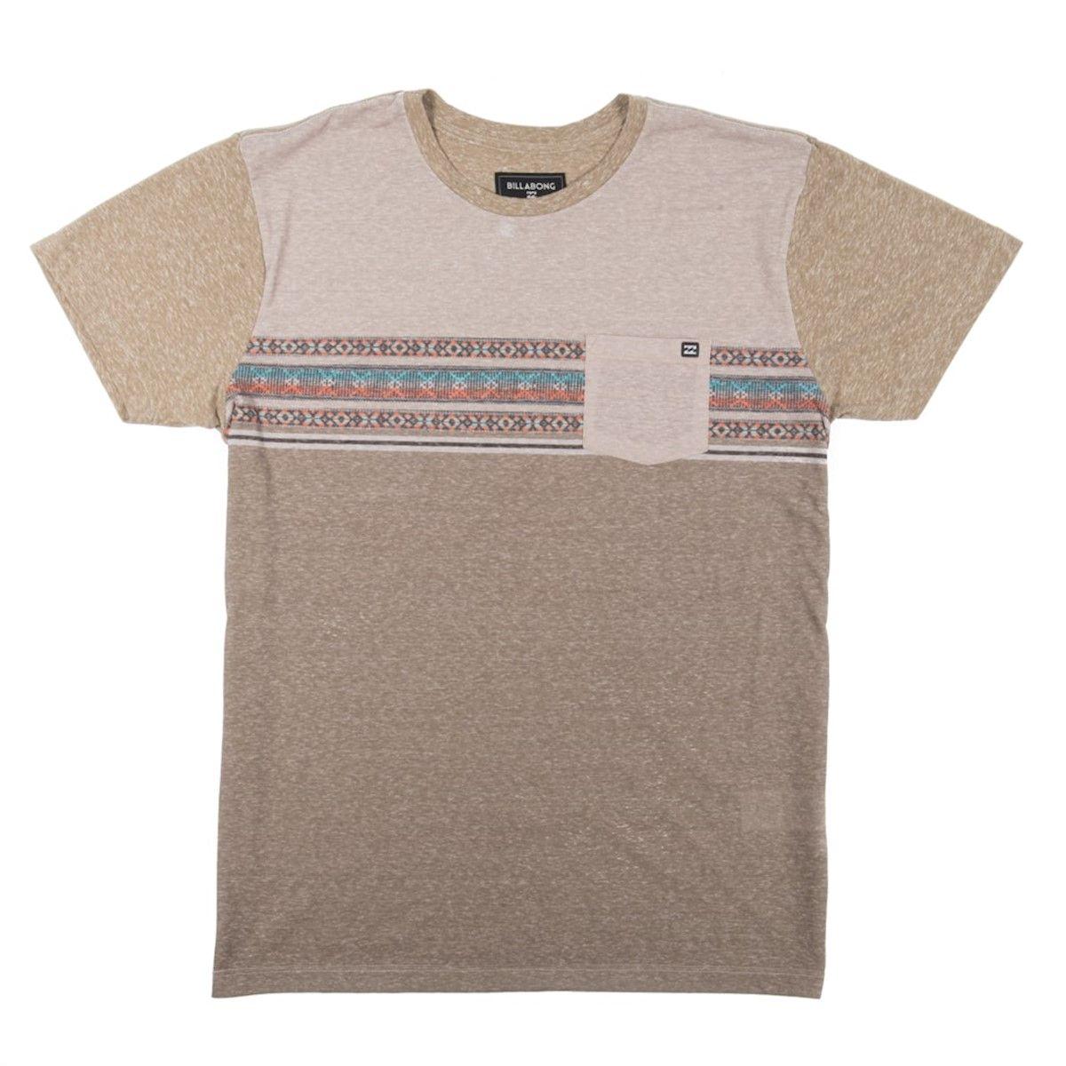 Camiseta Billabong Team Stripe I