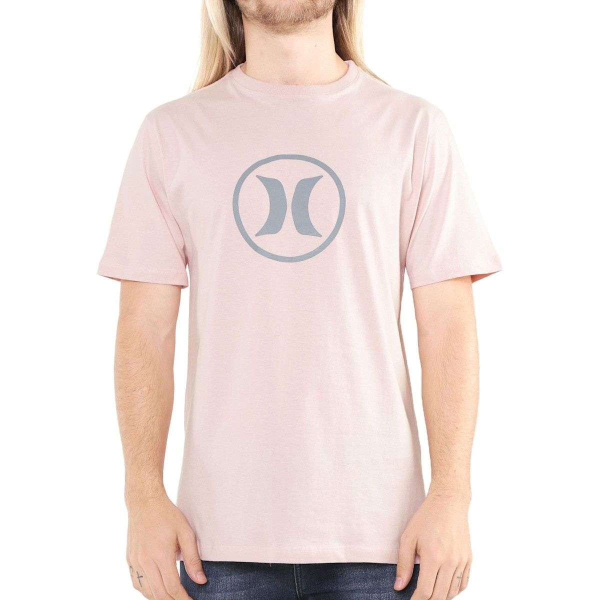 Camiseta hurley circle icon