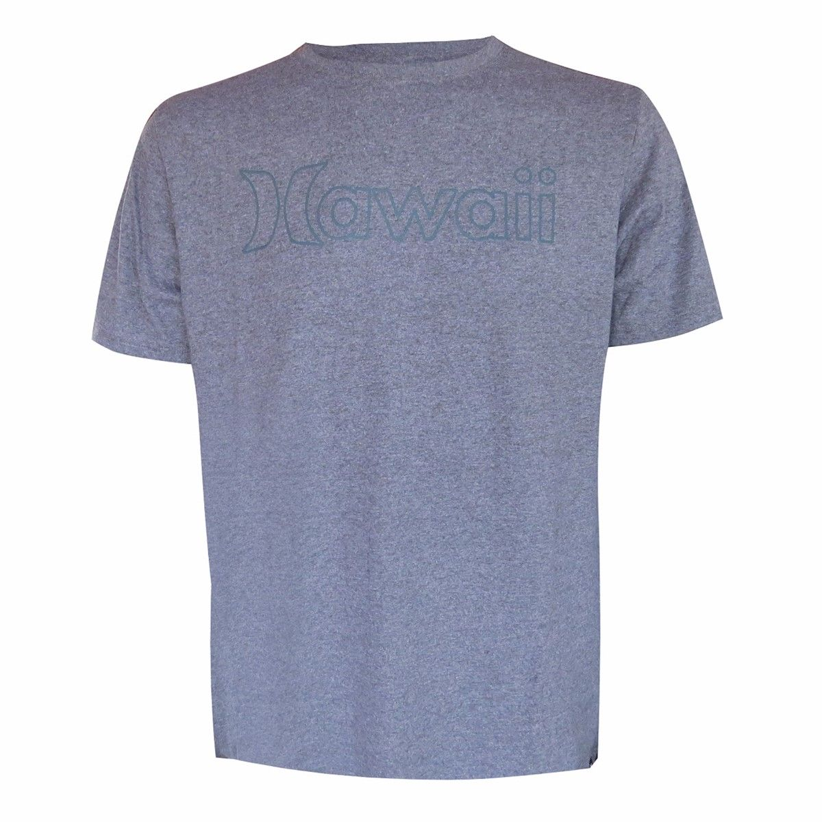 Camiseta Hurley Hawaii Outline Grey