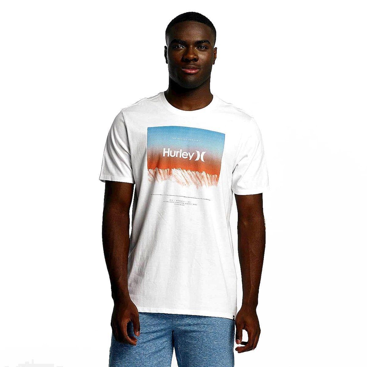 Camiseta Hurley Silk Estuary