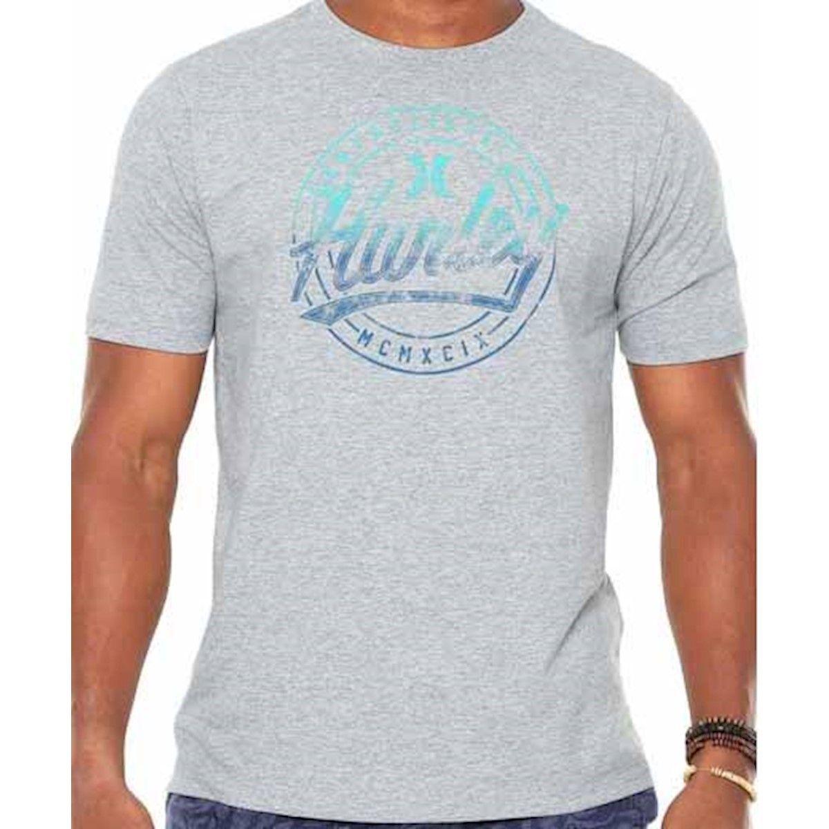 Camiseta Hurley Silk Retro