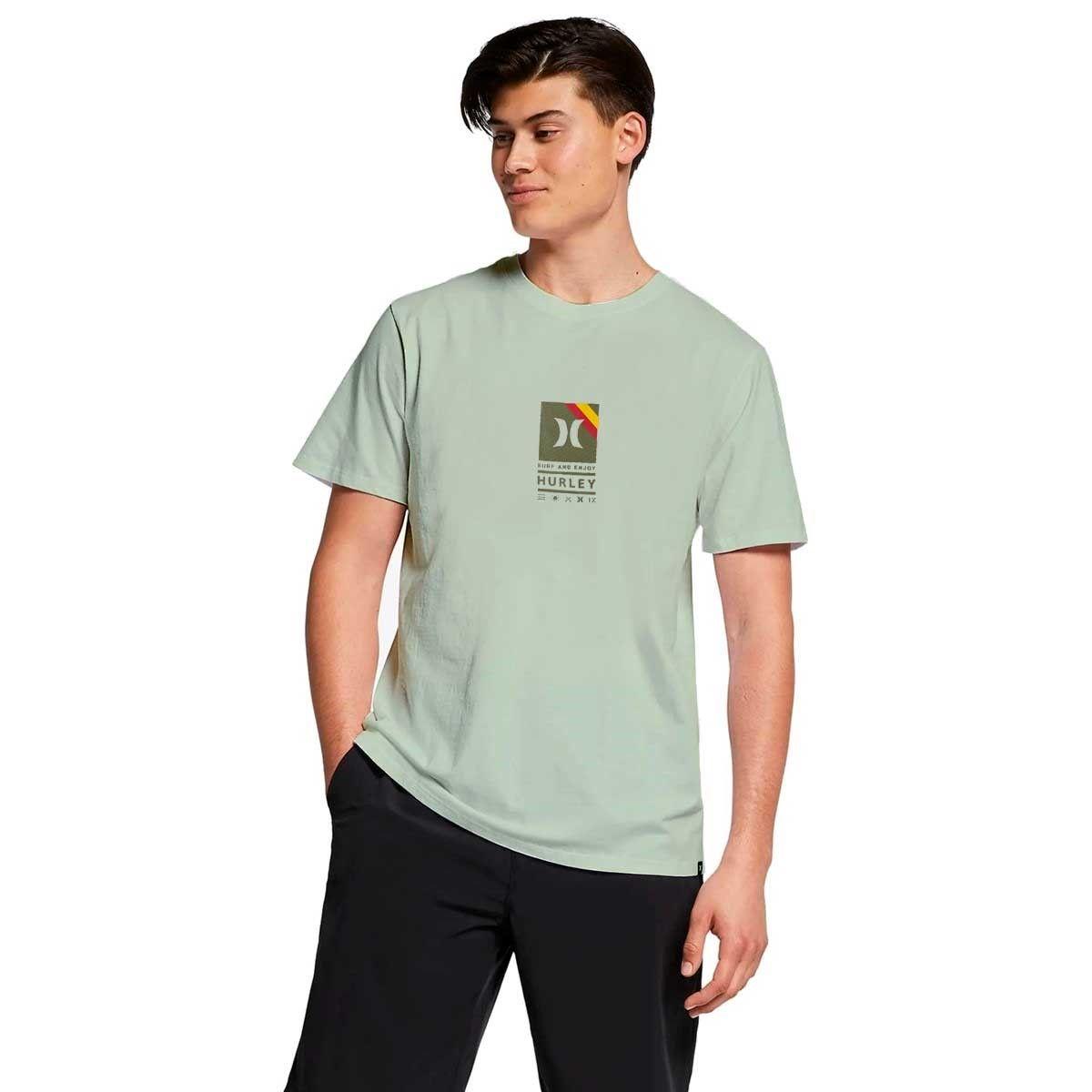 Camiseta Hurley Silk Vibex