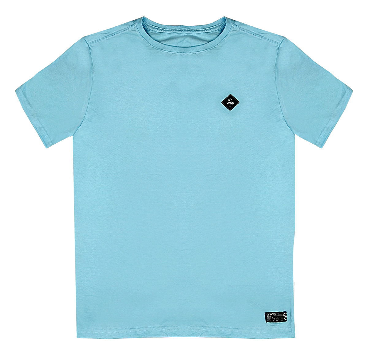 Camiseta Masculina Prime WSS Diamond Acqua