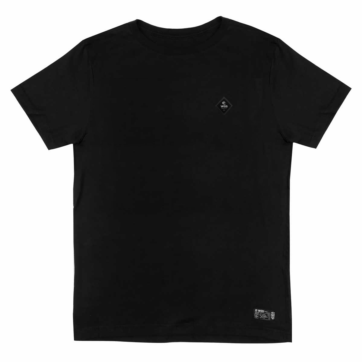 Camiseta Masculina Prime WSS Diamond Black