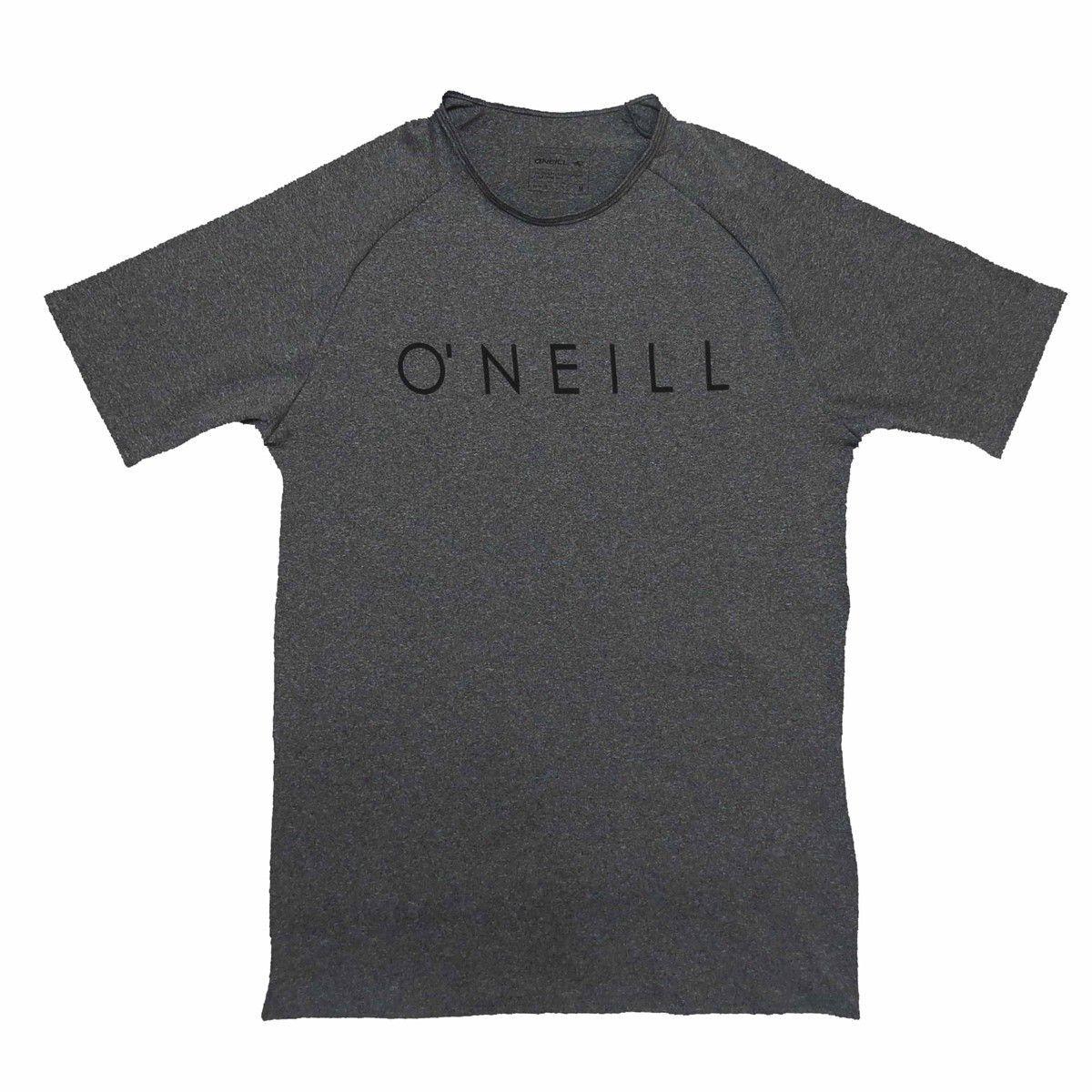 Camiseta O'neill Raglan Hibrida Gray