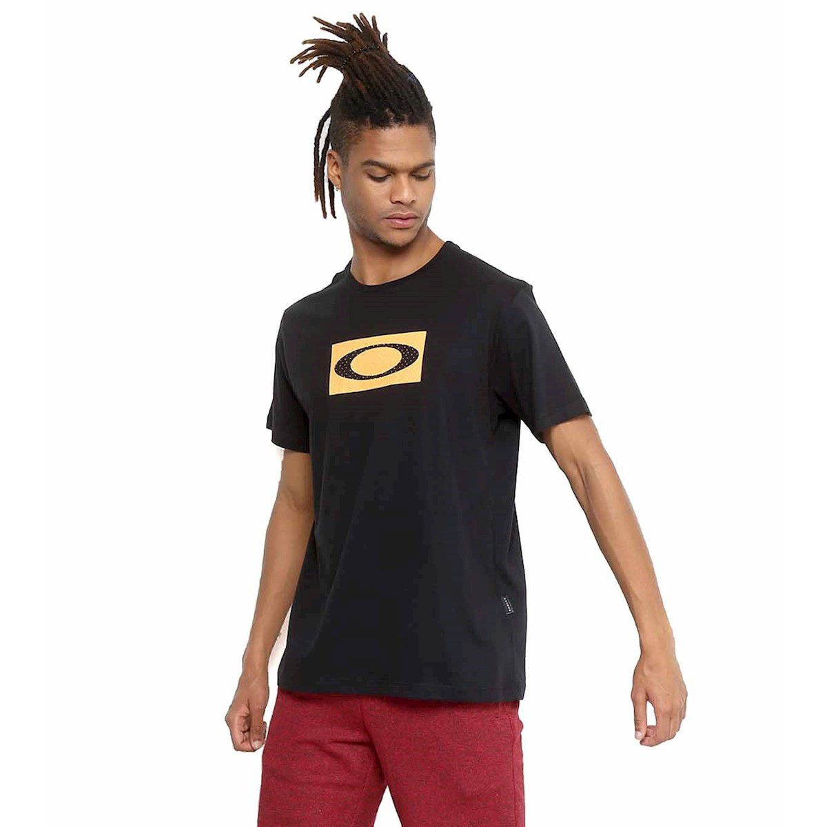 Camiseta Oakley Mod Mesh Ellipse Tee