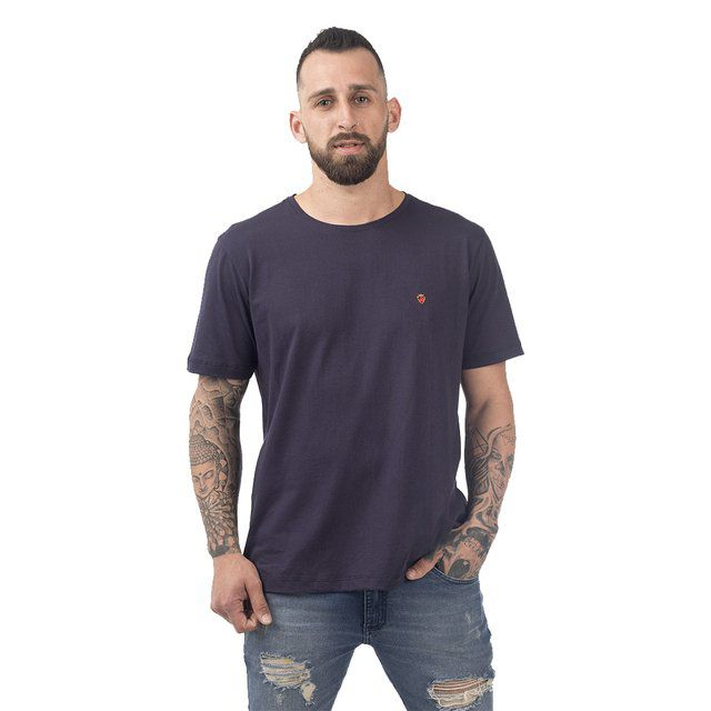 Camiseta Poker Stars Dark Básica