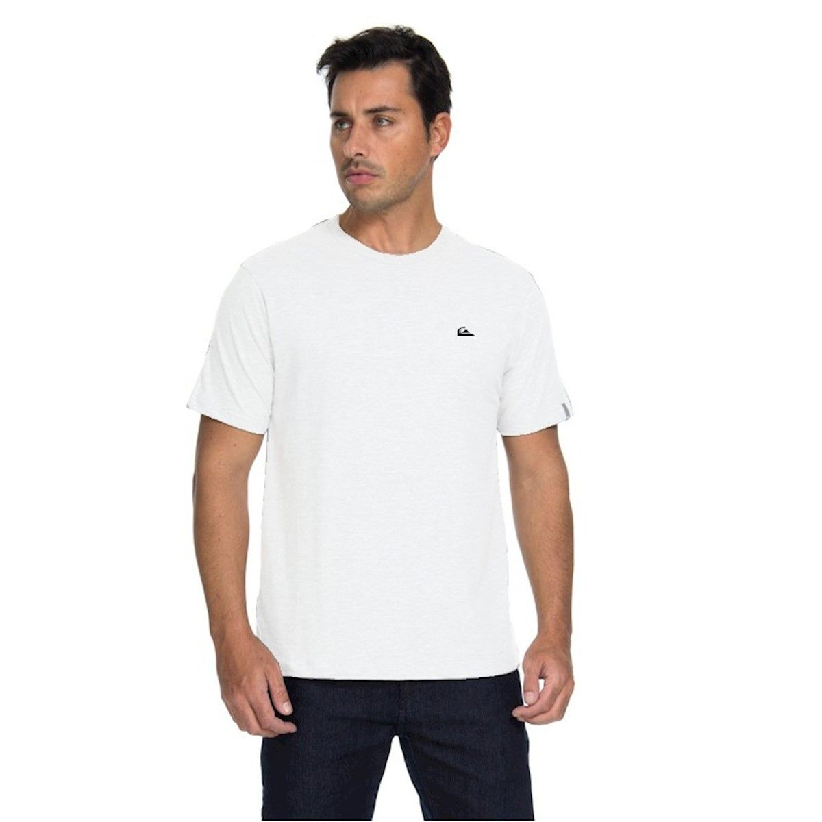 Camiseta Quiksilver Chest White
