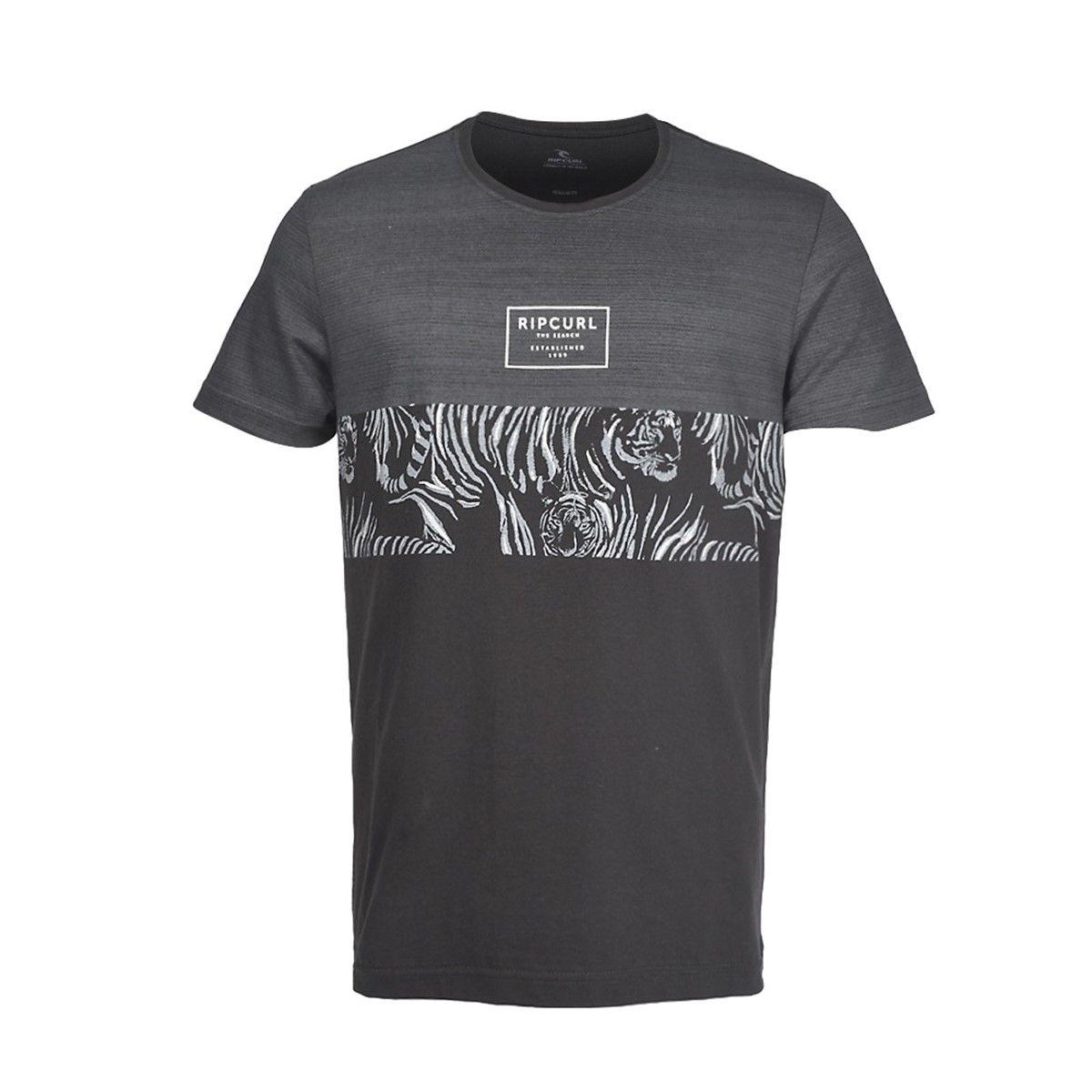 Camiseta Rip Curl Gabriel Medina Flower Cut Black