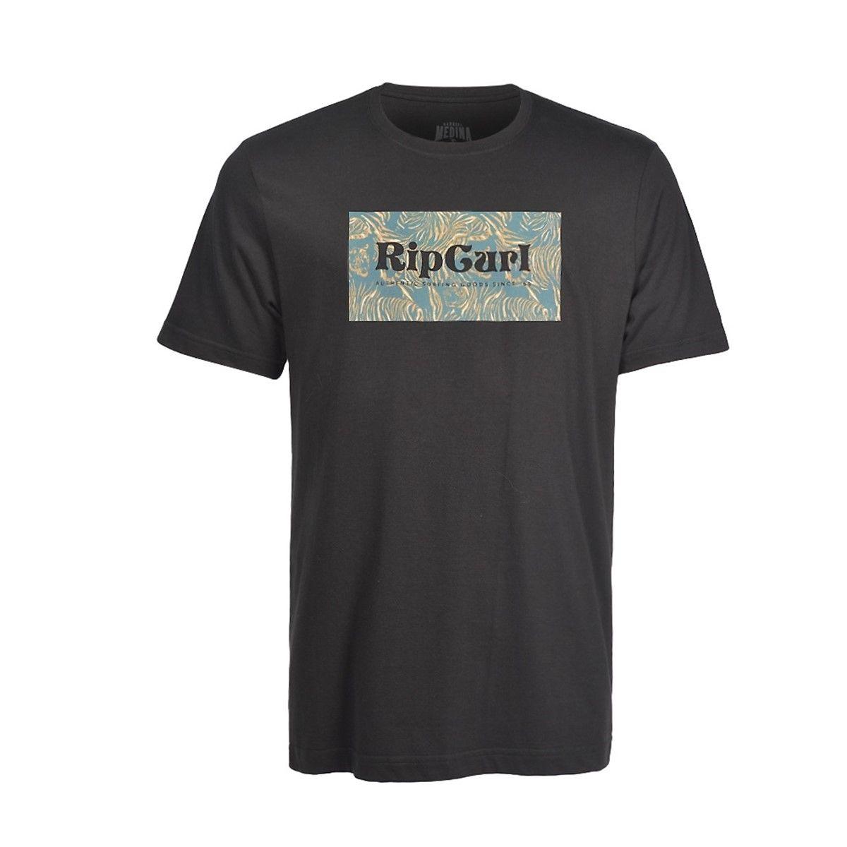Camiseta Rip Curl Switch Black