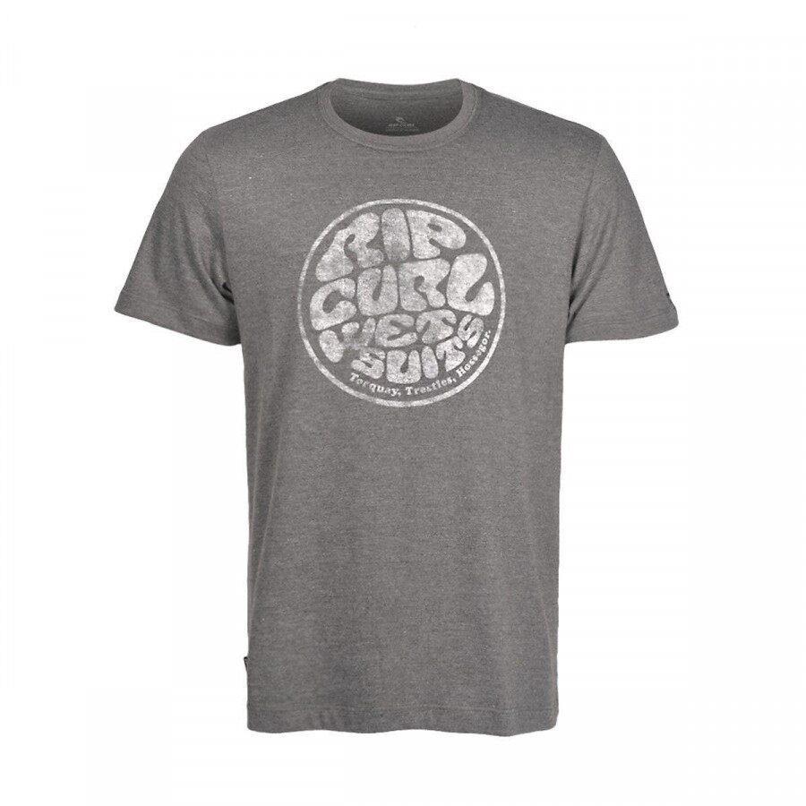 Camiseta Rip Curl Vintage Wettie Ii Black Marle