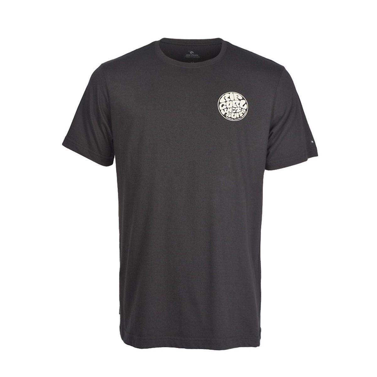 Camiseta Rip Curl Wettie Land Black