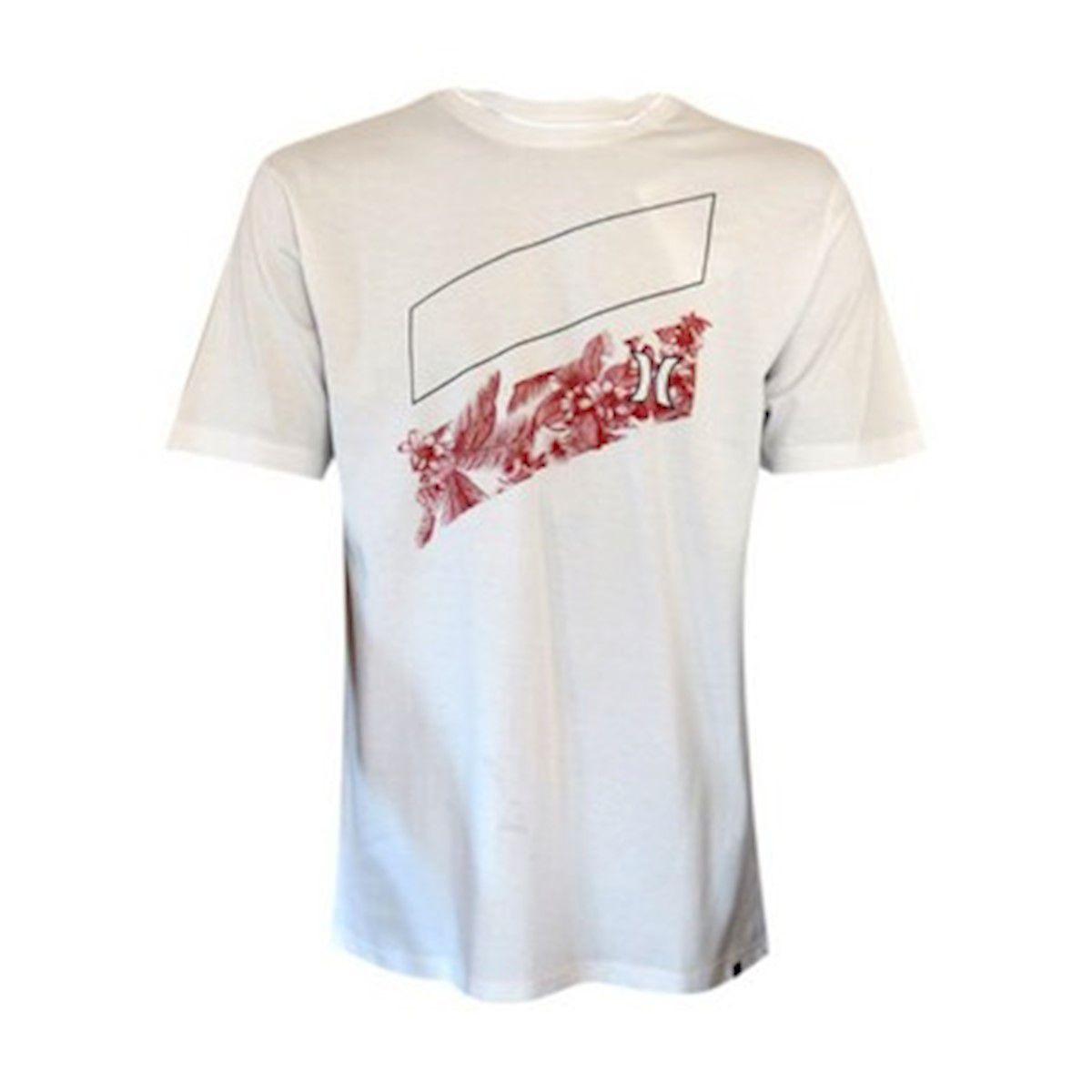 Camiseta Silk Icon Slash Hilo Hurley
