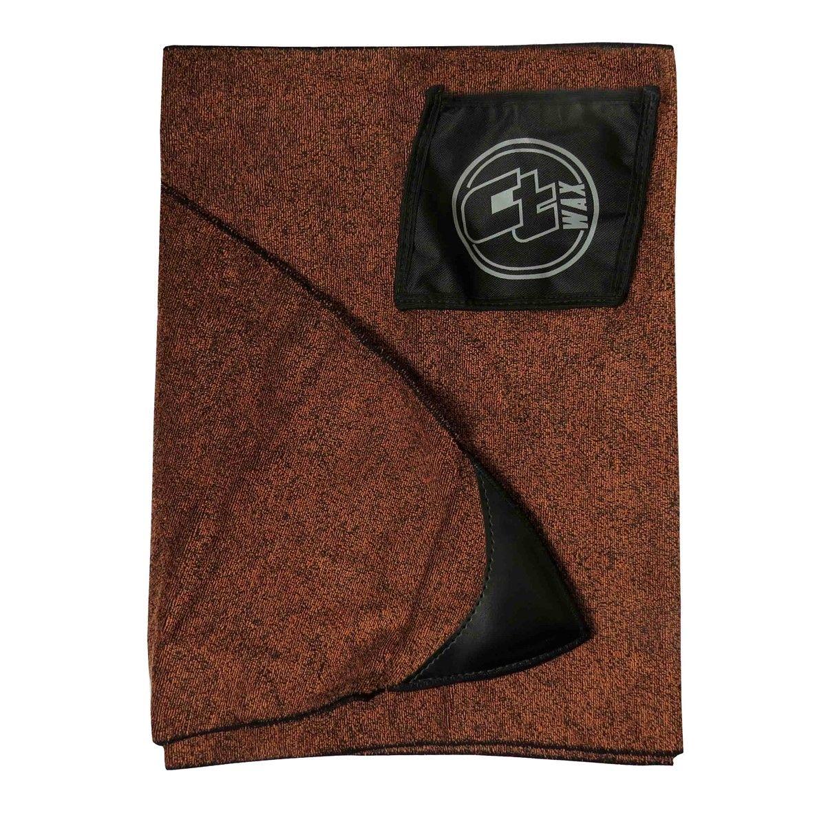 Capa Toalha CtWax Boardsox 6´0 Brown