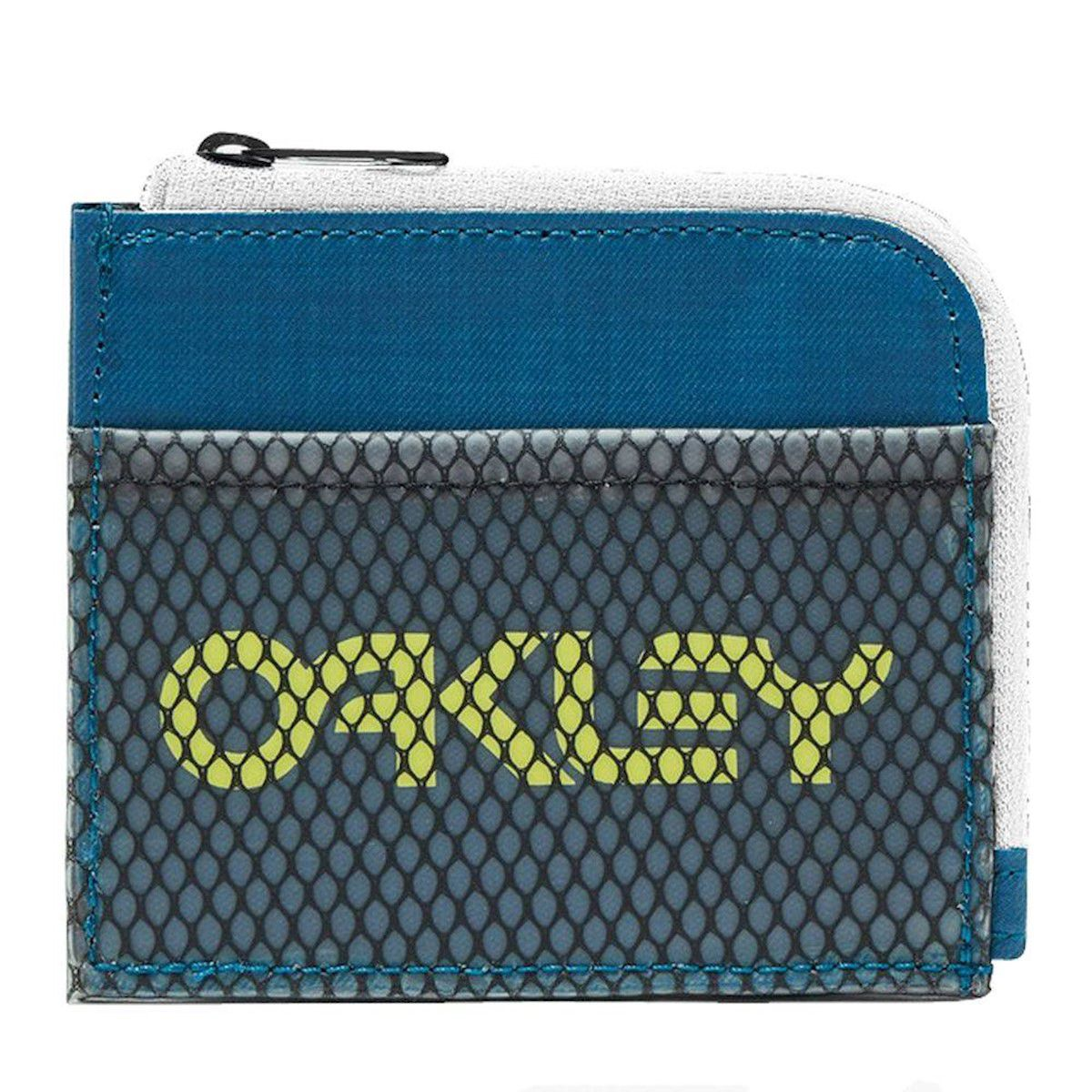Carteira Oakley 90´S Zip Small Wallet