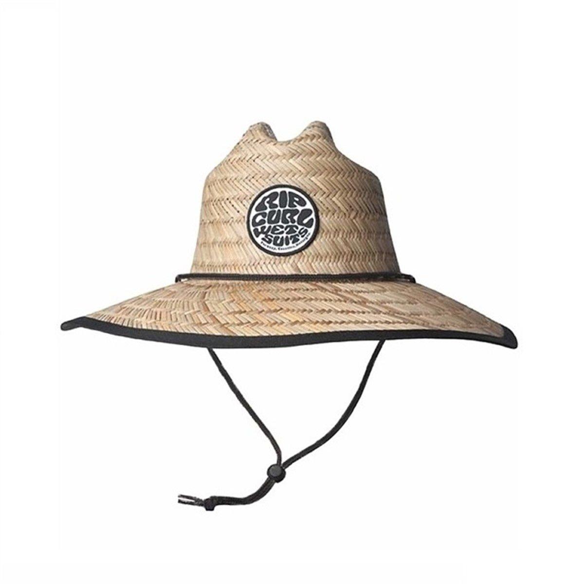 Chapéu de Palha Surf  Rip Curl Wetty Straw Hat