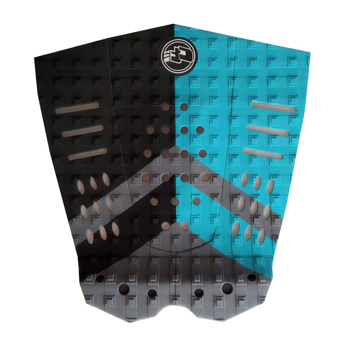 Deck Ct Wax Nalu Colors Black