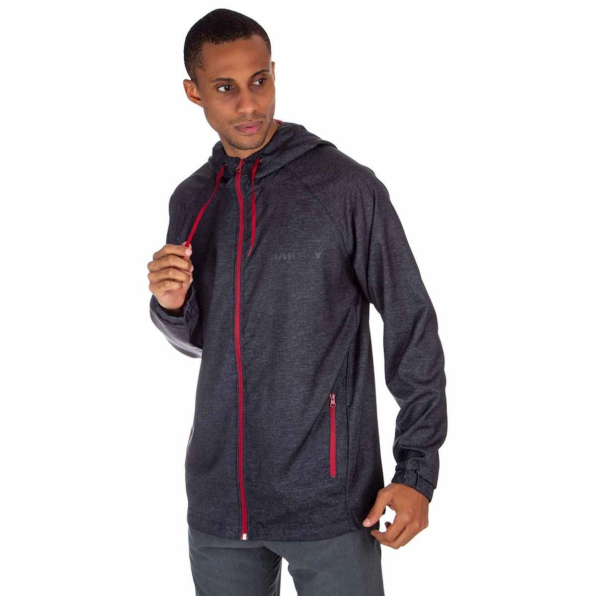 Jaqueta Corta Vento Oakley Reflective Windbreaker Blackout