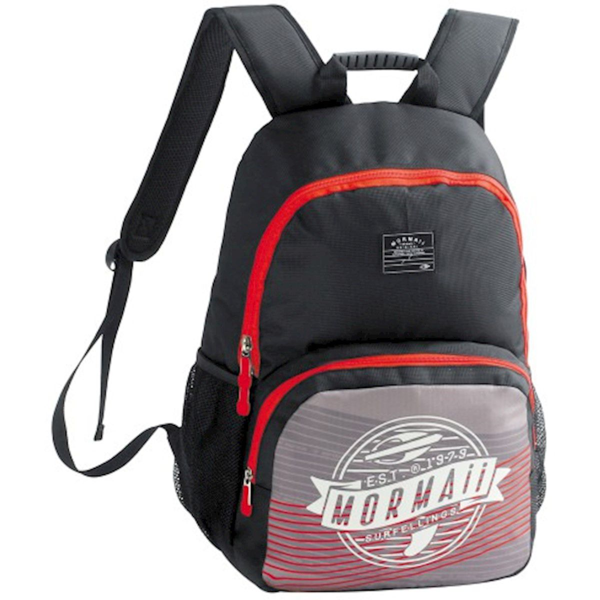 Mochila Mormaii Red Stripes