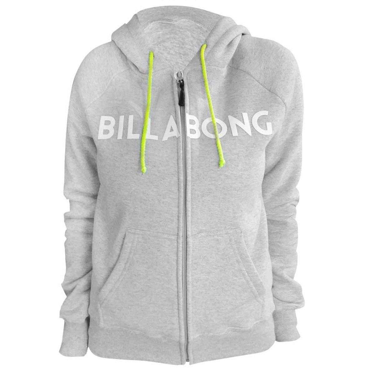 Moletom Billabong Feminino Cali Fit Grey