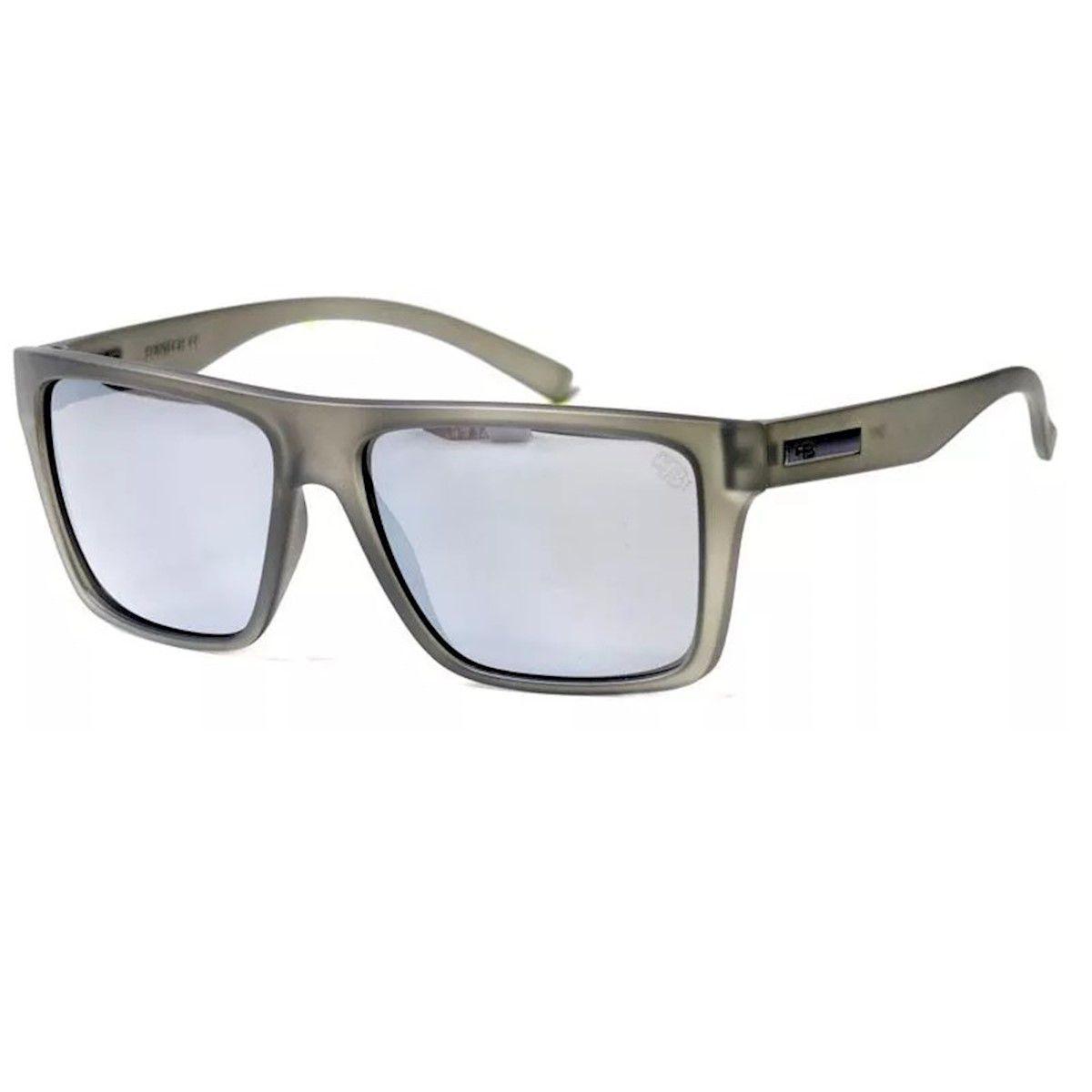 Óculos de Sol  Floyd  Matte Onyx Silver Lenses