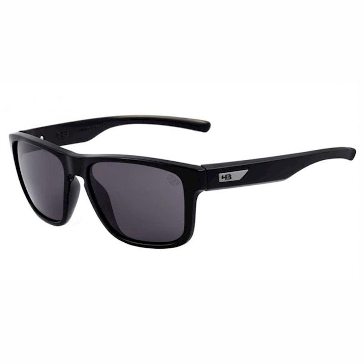 Óculos de sol H-BOMB Gloss Black Brilho HB